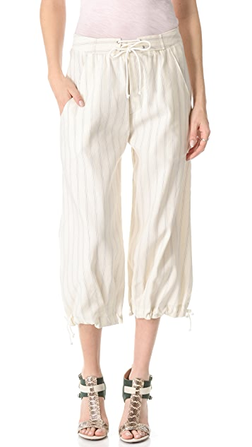 Band of Outsiders Easy Drawstring Pants