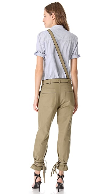 Band of Outsiders Military Pants