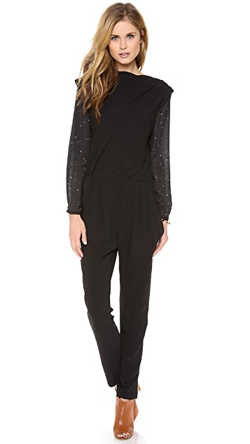 Band of Outsiders Band of Outsiders x Atari Asteroids 7800 Jumpsuit