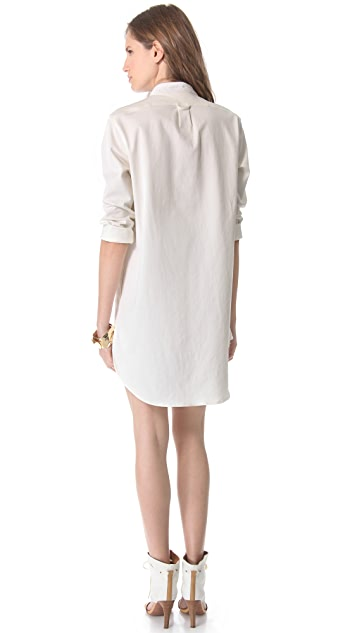 Band of Outsiders Shirt Dress