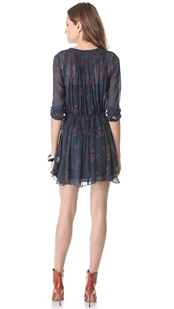Band of Outsiders Pintuck Dress