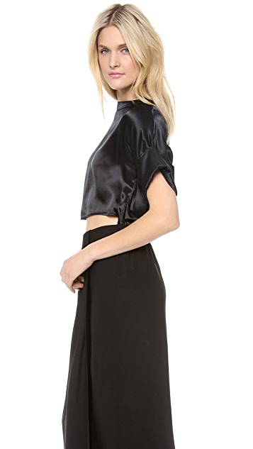 Band of Outsiders Relaxed T-Shirt Gown