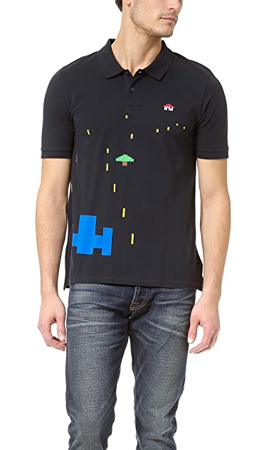 Band of Outsiders Night Driver 2600 Polo