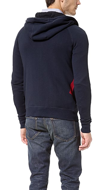 Band of Outsiders Combat 2600 Hoodie