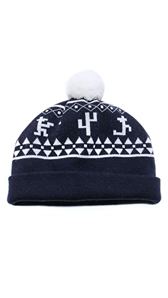 Band of Outsiders Outlaw 2600 Beanie