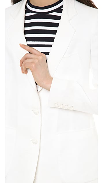 Band of Outsiders Oversized Bucket Jacket