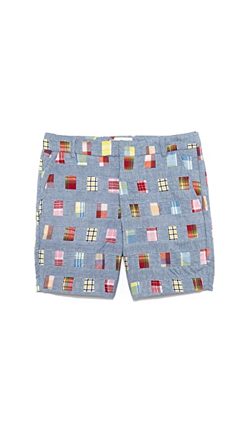Band of Outsiders Tailored Shorts