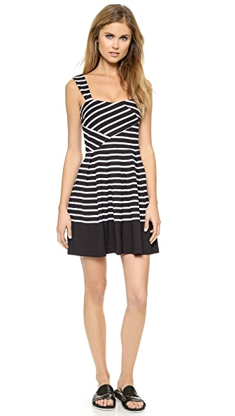 Band of Outsiders Breton Stripe Sundress