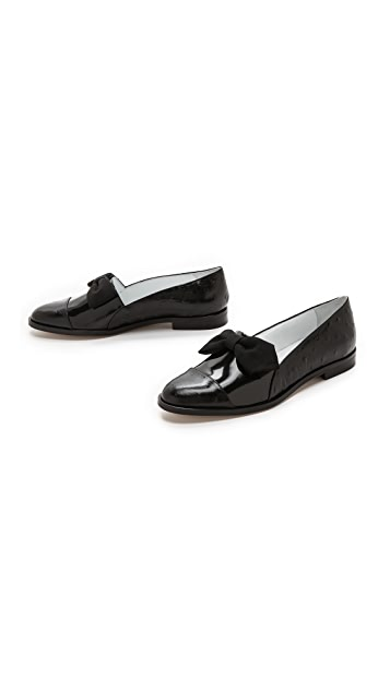 Band of Outsiders Bow Tie Loafers
