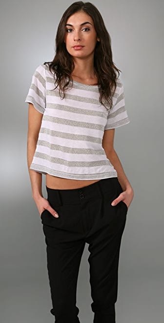 BB Dakota Donovan Stripe Tee