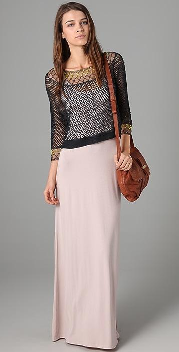 BB Dakota Fletcher Long Dress