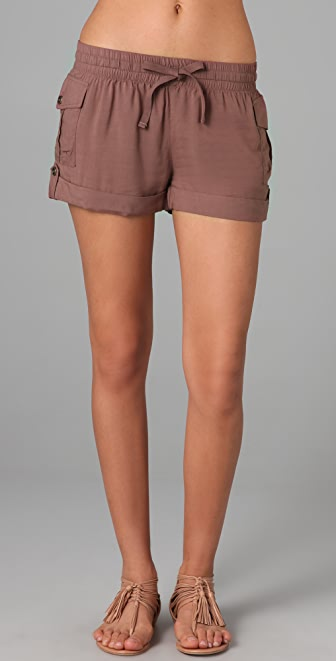 BB Dakota Edythe Drawstring Shorts