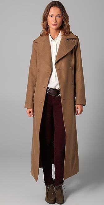 BB Dakota Dedrick Long Overcoat