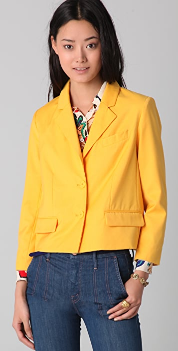 BB Dakota Naples Blazer