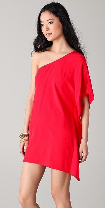 BB Dakota Asymmetrical Dress