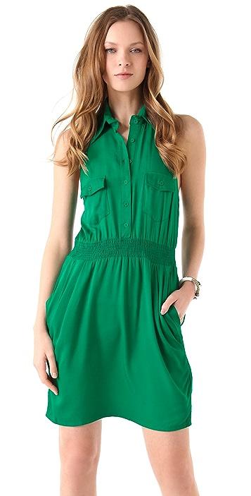BB Dakota Ebell Halter Dress