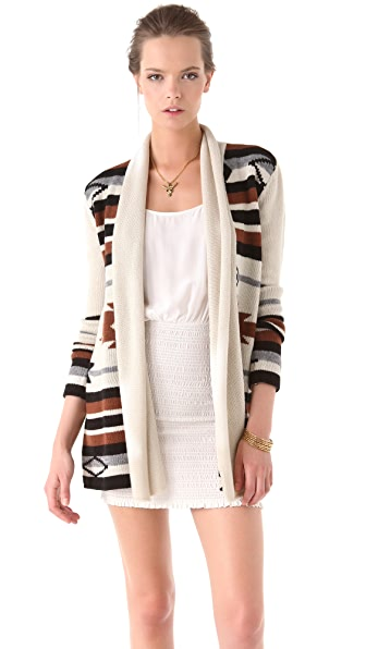 BB Dakota Maya Lariat Cardigan