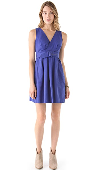 BB Dakota Mary Wrap Dress with Belt