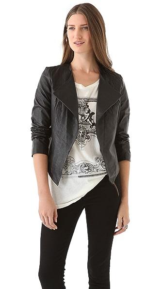 BB Dakota Noe Retro Cropped Jacket