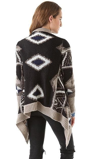 BB Dakota Tuka Pattern Sweater