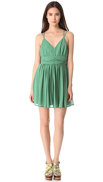 BB Dakota Edie Chiffon Dress