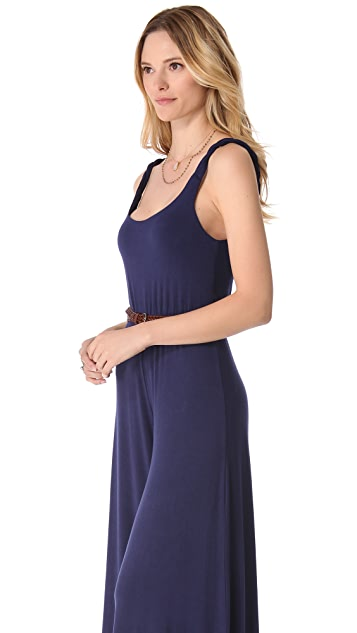 BB Dakota Lyric Twisted Strap Jumpsuit