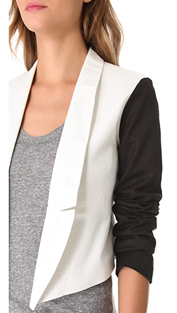 BB Dakota Alton Cropped Jacket