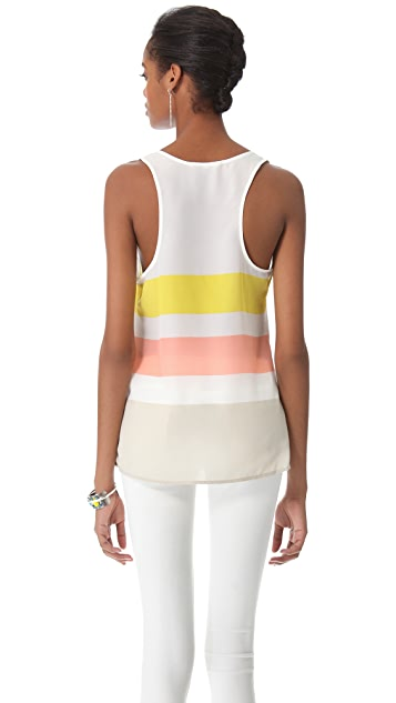 BB Dakota Kennon Striped Tank