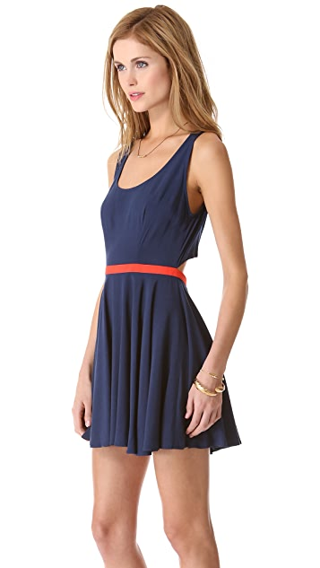 BB Dakota Royer Cross Back Dress