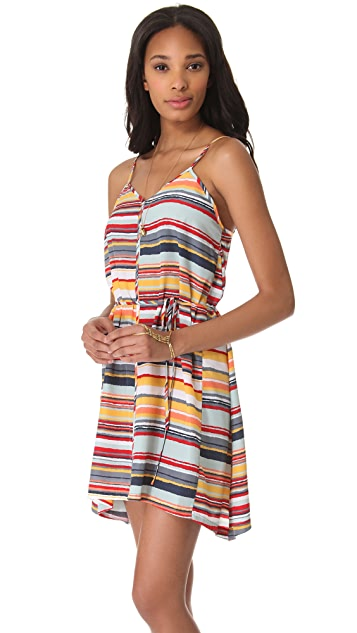 BB Dakota Adelie Stripe Dress