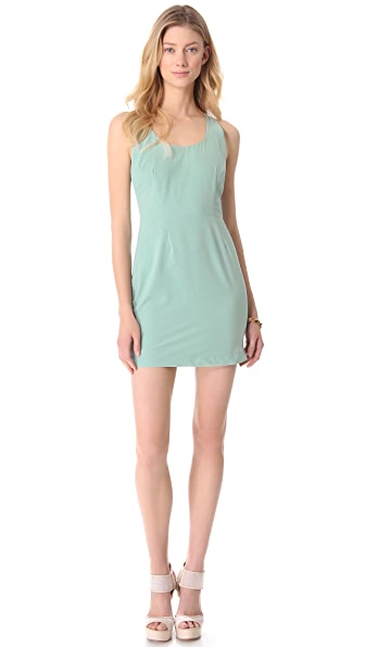 BB Dakota Worthington Cutout Dress