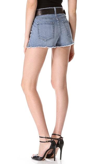 BB Dakota Dakota Collective High Waist Shorts