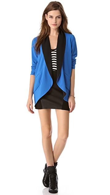 BB Dakota Doris Reversible Blazer