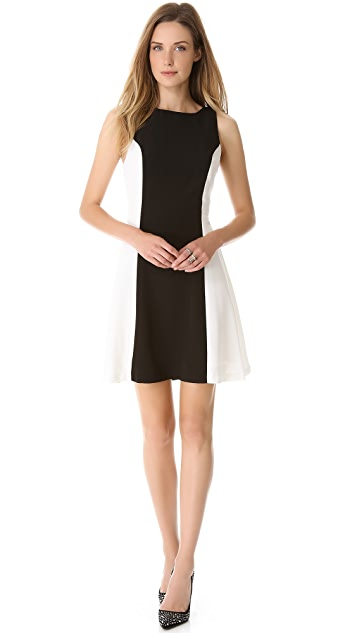 BB Dakota Krista Colorblock Dress