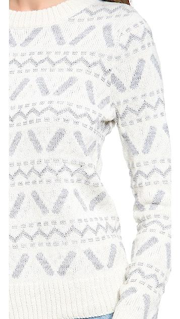 BB Dakota Celia Pattern Sweater