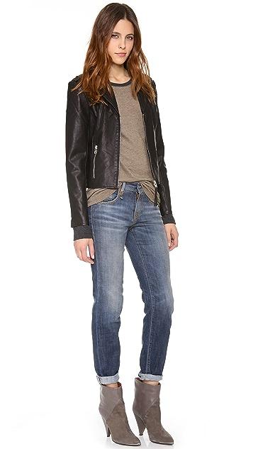 BB Dakota Missy Moto Jacket