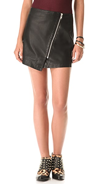 BB Dakota Sebastian Wrap Skirt