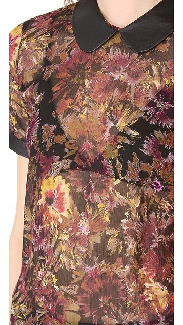 BB Dakota Floral Top