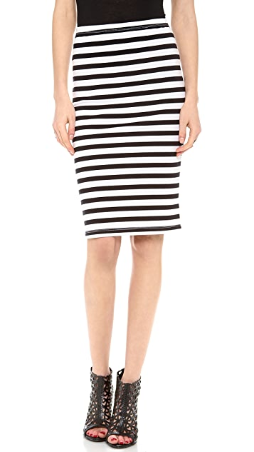 BB Dakota Yara Pencil Skirt