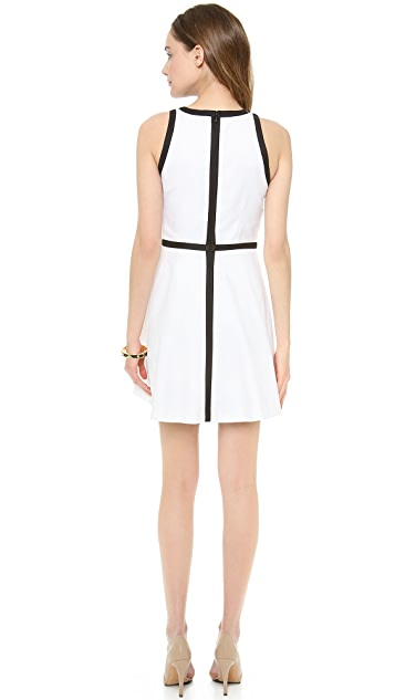 BB Dakota Derry Linen Dress