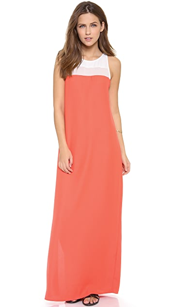 BB Dakota Sola Maxi Dress