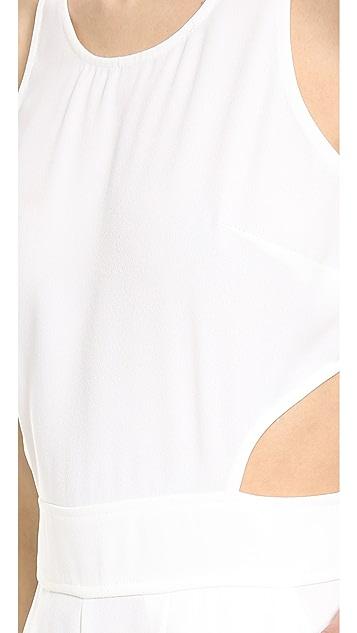 BB Dakota Manele Crepe Jumpsuit