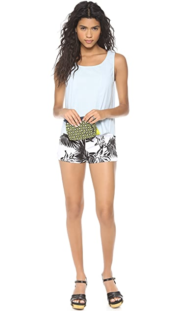BB Dakota Sarabell High Waisted Shorts