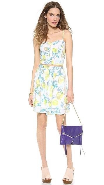 BB Dakota Jaz High Waisted Skirt