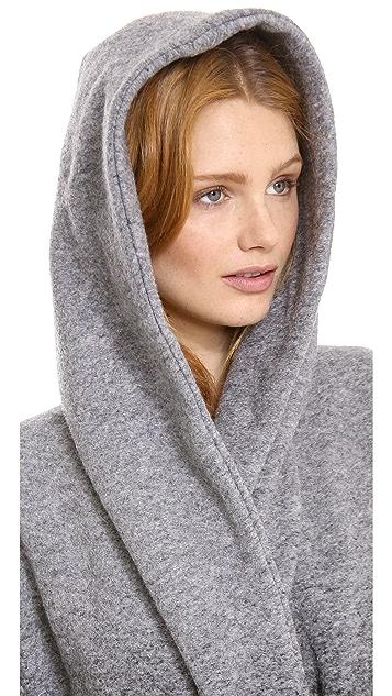 BB Dakota Joyce Ombre Hooded Coat
