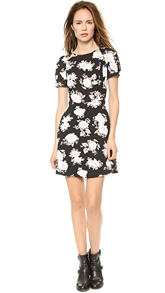 BB Dakota Reena Floral Dress