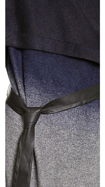 BB Dakota Deva Ombre Coat