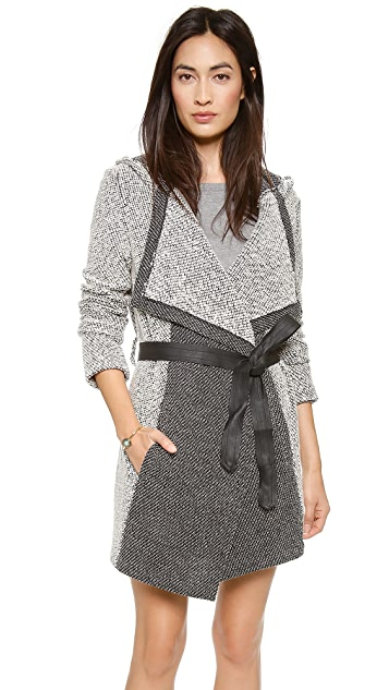 BB Dakota Axen Hooded Coat