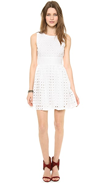 BB Dakota Macall Eyelet Dress