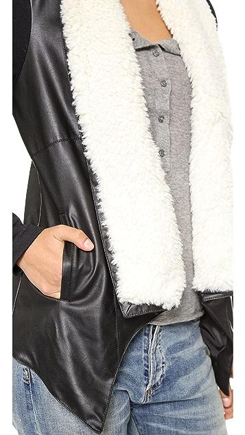 BB Dakota Henderson Cardigan Jacket
